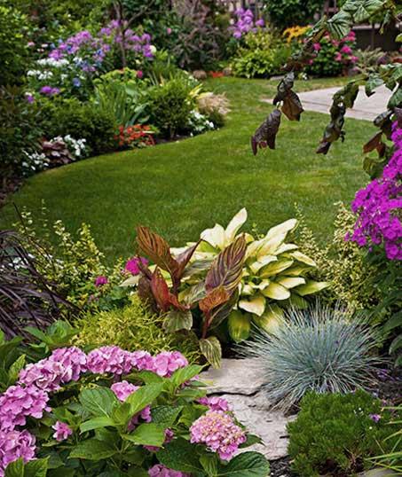 Exterior Images Garden Design