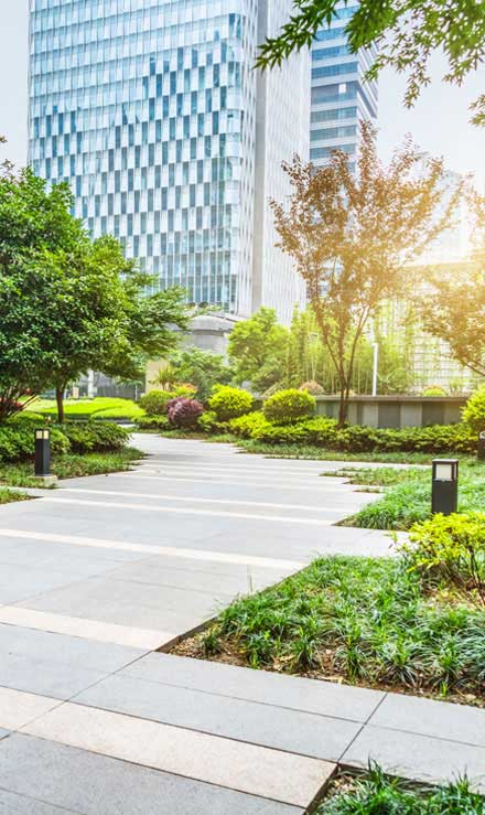Exterior Images Commercial Landscaping