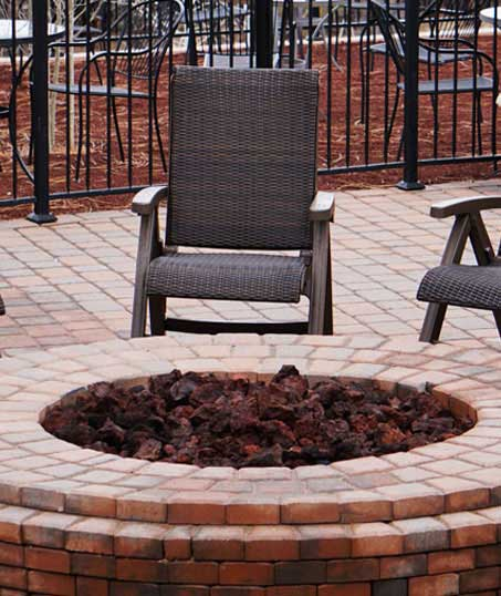 Exterior Images Outdoor Fire Pits