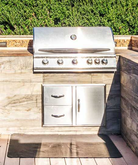 Exterior Images Outdoor Kitchen Services